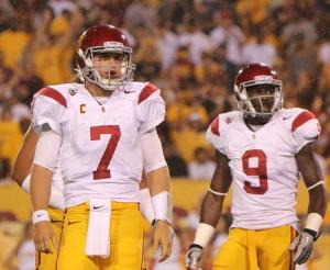 USC Trojans Overcome Bad Start, Then Roll Over Utah: A Fan's Reaction