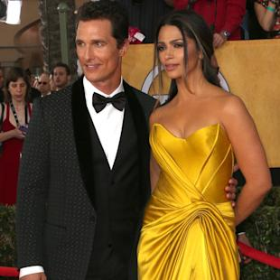 Matthew McConaughey's post Oscars hopes