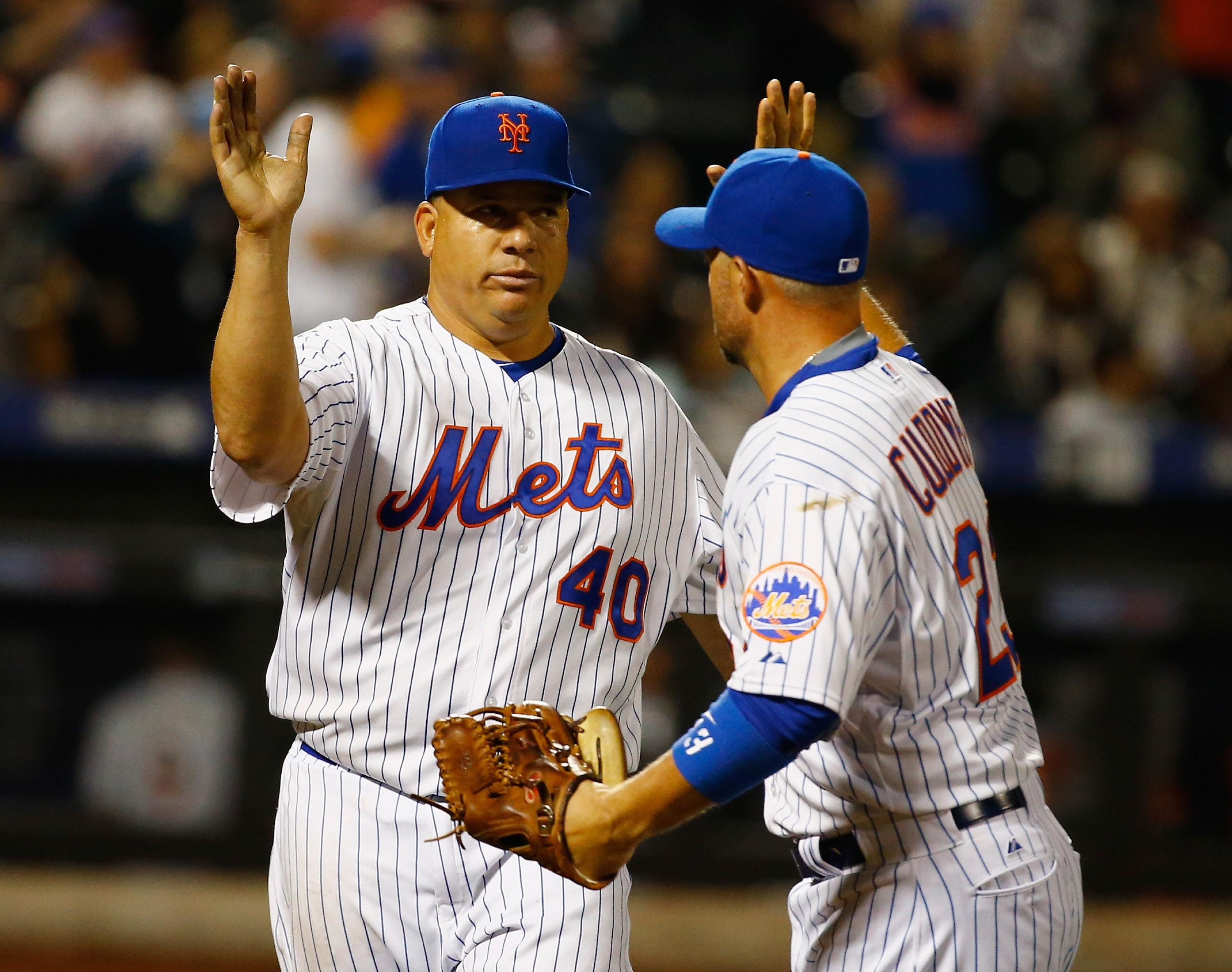 Mets winning streak reaches six as Bartolo Colon improves to 3-0