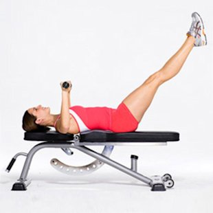 Pilates Chest Press