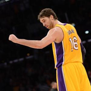 Assist of the Night - Pau Gasol