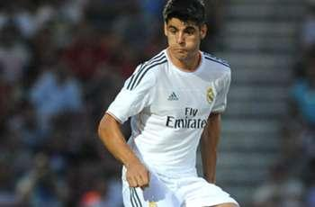 Morata laughs off Real Madrid exit rumours