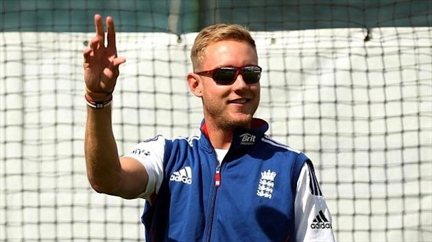 Stuart Broad's England Twenty20 side remains unchanged