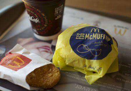 McDonald's U.S. to add all-day breakfast on October 6