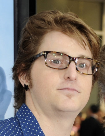 "FILE - In this April 27, 2009 file photo, Cameron Douglas, son of Michael Douglas, arrives at the premiere of the film ""Ghosts of Girlfriends Past"" in Los Angeles. A lawyer for the son of actor Michael Douglas will try to convince a New York appeals court Wednesday, Dec. 19, 2012 that he should not have to spend a decade in prison for drug crimes. (AP Photo/Chris Pizzello, File)"