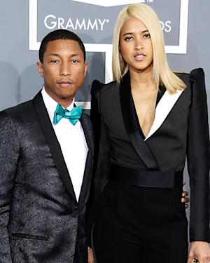 Pharrell Williams Marries Helen Lasichanh, Usher and Busta Rhymes Perform: All the Details!