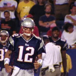 Top 10 Manning vs. Brady games No. 9: Brady's first start
