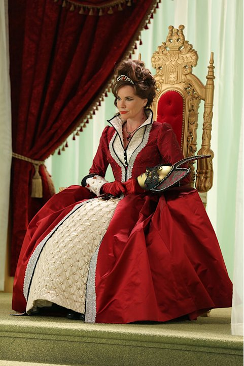 """Once Upon a Time"" -- ""Queen of Hearts"""