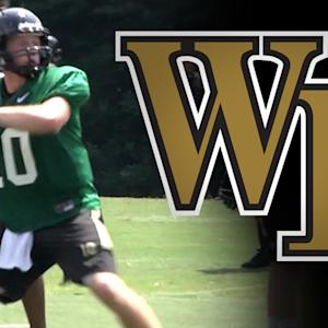 New-Look Wake Forest Kicks off Season