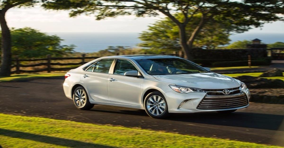 The NEW 2015 Camry part of the Summer Sales Event