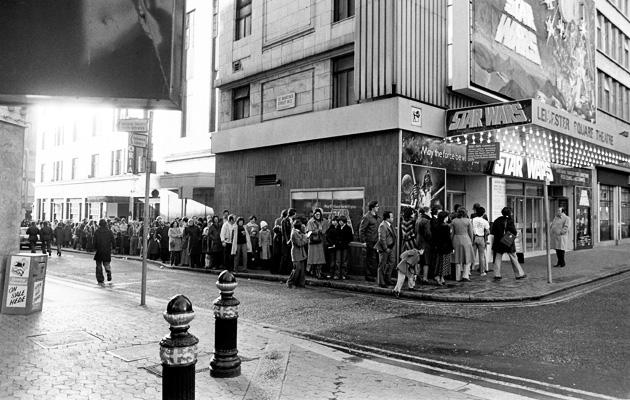Cinema Queue