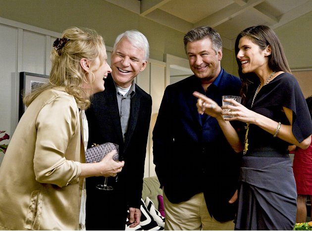 It's Complicated Production Photos 2009 Unviersal Pictures Meryl Streep Steve Martin Alec Baldwin Lake Bell
