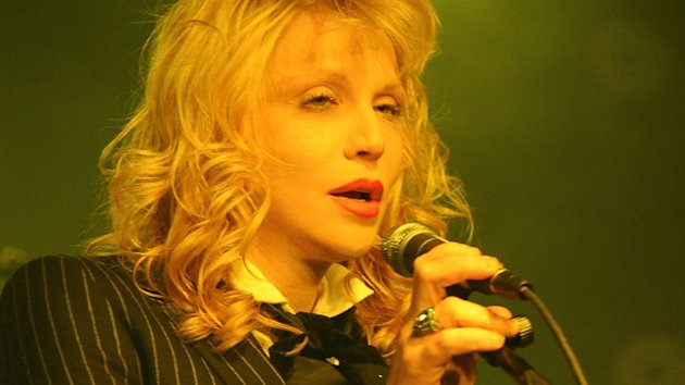 In a Cloud of Crazy, Courtney Love Rocks On (ABC News)