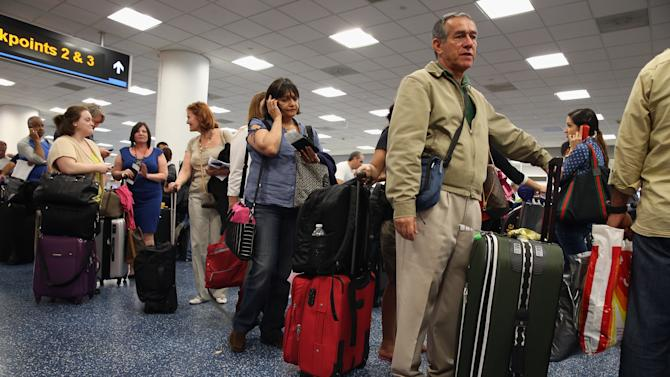Computer Outage Grounds All American Airlines Flights In U.S.