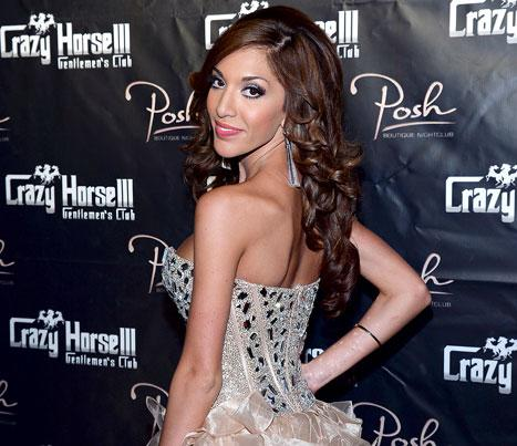 "Teen Mom Farrah Abraham on Being a Feminist: ""I'm Pretty Feminine"""