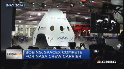 The new space race: SpaceX vs Boeing