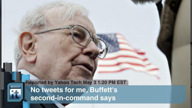 Twitter News - Ellen Page, Warren Buffett, Mariah Carey