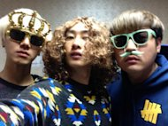 Eun Hyuk reveals a comic photo of himself with Shin Dong & Ye Sung