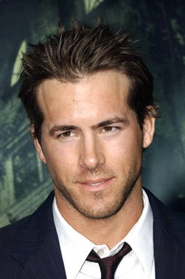 Ryan Reynolds at the Hollywood premiere of MGM's The Amityville Horror