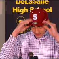 DeLaSalle's Reid Travis Chooses Stanford