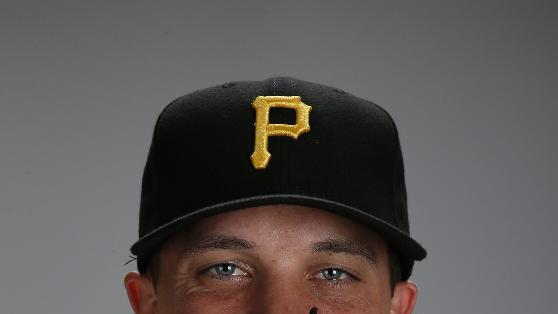 This is a 2015 photo of Tony Watson of the Pittsburgh Pirates baseball team. This image reflects the Pirates active roster as of Feb. 26, 2015 when this image was taken at spring training in Bradenton, Fla. (AP Photo/Gene J. Puskar)