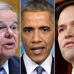 Obama's Cuba Plan Turned Some Folks Into Wind-Up-Toys Of Outrage