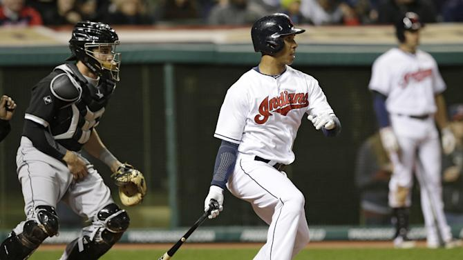 Masterson pitches Indians past White Sox 2-0