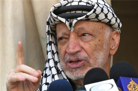 French officials to exhume Arafat in November