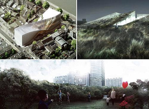 STARCHITECTURE: 24 Projects That Prove 2014 Was Bjarke Ingels' Year