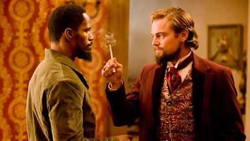 'Django Unchained,' 'Ted' Lead MTV Movie Award Nominees