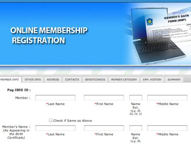 Online Registration for New Members Launched by Pag-IBIG Fund