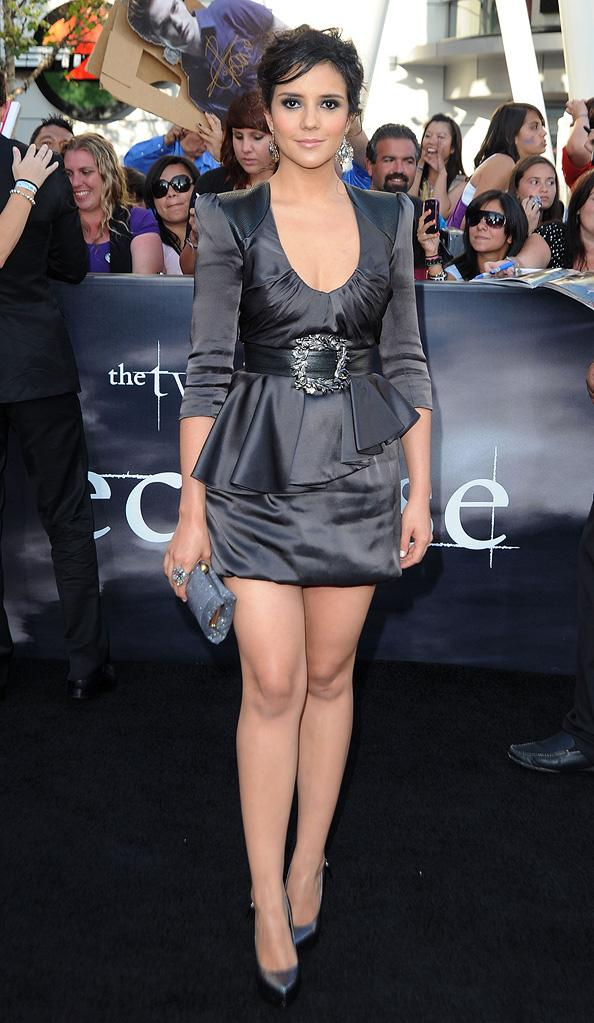 The Twilight Saga Eclipse LA premiere 2010 Catalina Sandino Moreno