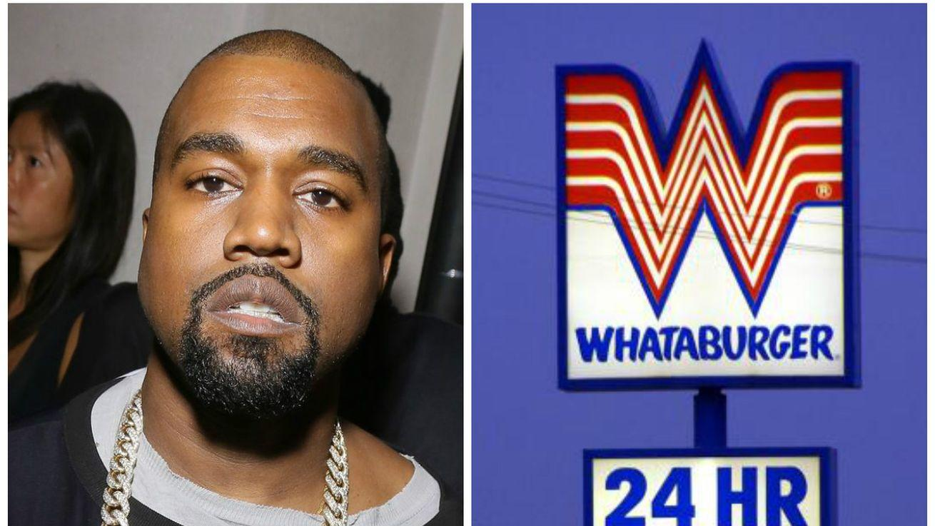Whataburger Is Trolling Kanye West So Hard Right Now on Twitter
