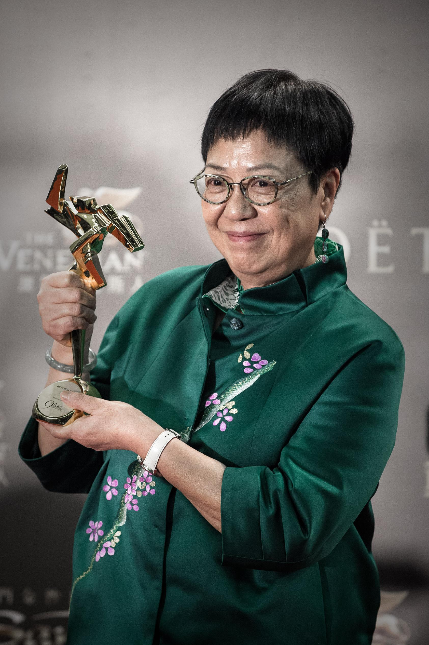 Macau hosts glittering Asian Film Awards