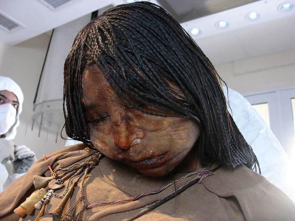 'Maiden' Inca Mummy Suffered Lung Infection Before Sacrifice
