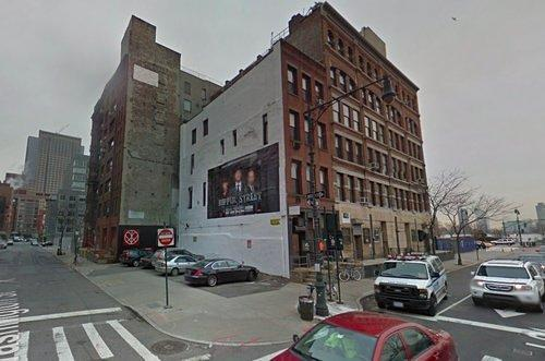 Eight-Story, Single-Family Mansion Coming to Canal Street