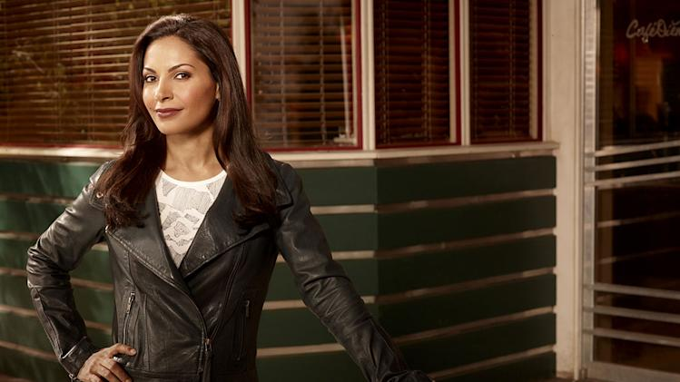 "Salli Richardson-Whitfield stars as Allison Blake in ""Eureka."""