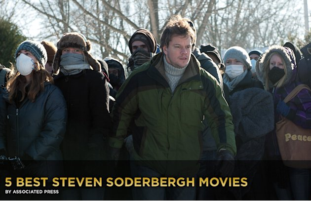 Best Soderbergh Movies AP gallery Title Card