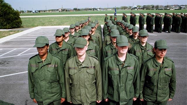 Unplanned Pregnancies Higher Among Military Women