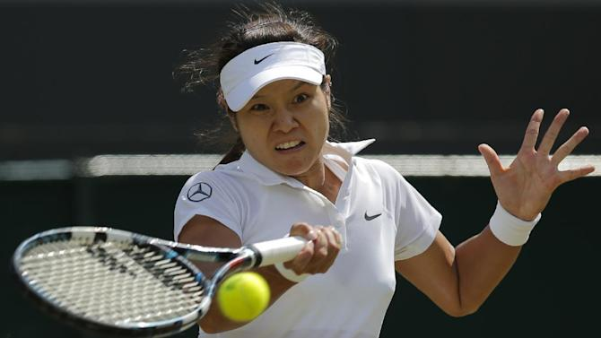China's Li Na pulls out of US Open because of knee