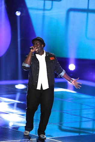 Trevin Hunte from 'The Voice'
