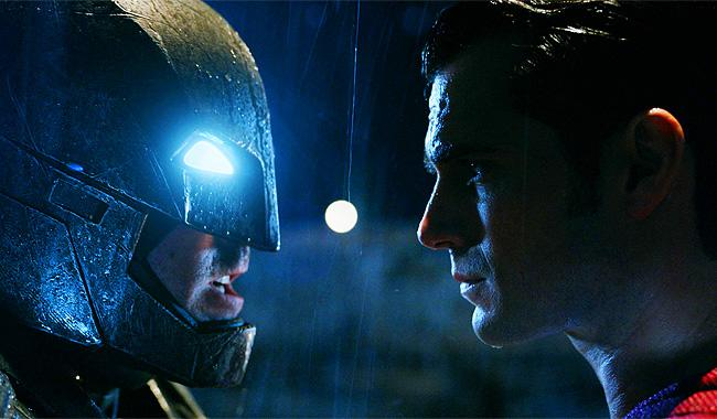The Latest 'Batman V Superman' Posters Provide Two Perspectives On The Superhero Showdown