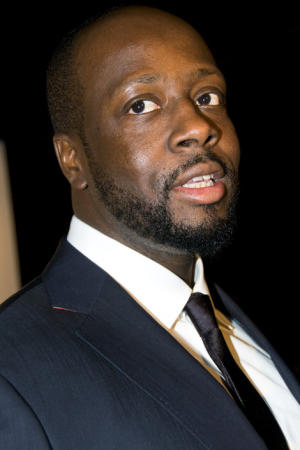 Wyclef Jean hits 'Wendy' to promote anti-Lauryn Hill book!