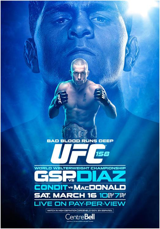 UFC 158 Adds Another Welterweight Bout: Sean Pierson vs. Rick Story