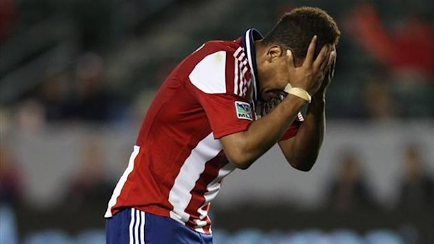 Juan Agudelo of Chivas USA (AFP)
