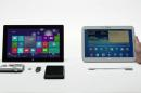 Microsoft is finally tired of bashing Apple, sets sights on Samsung instead