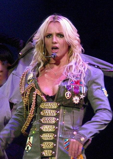 Britney Spears Joins Whitney Houston Tribute: A Look at Her Big 2012