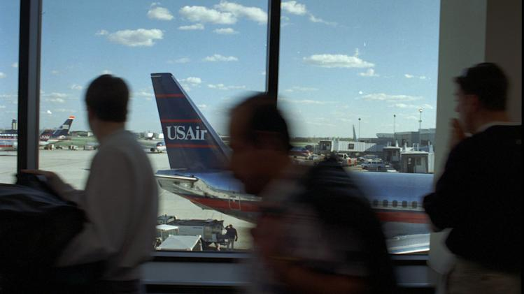 Timeline of major events in US Airways history
