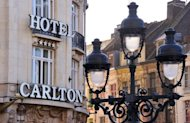 <p>The Carlton hotel in Lille. The latest sex crime case against Dominique Strauss-Kahn centres around allegations that together with business leaders and police officials in Lille, he operated a vice ring supplying girls for sex parties, some of which are said to have taken place at the Carlton Hotel.</p>