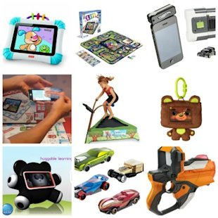 iPads/iPhone-Required Toys